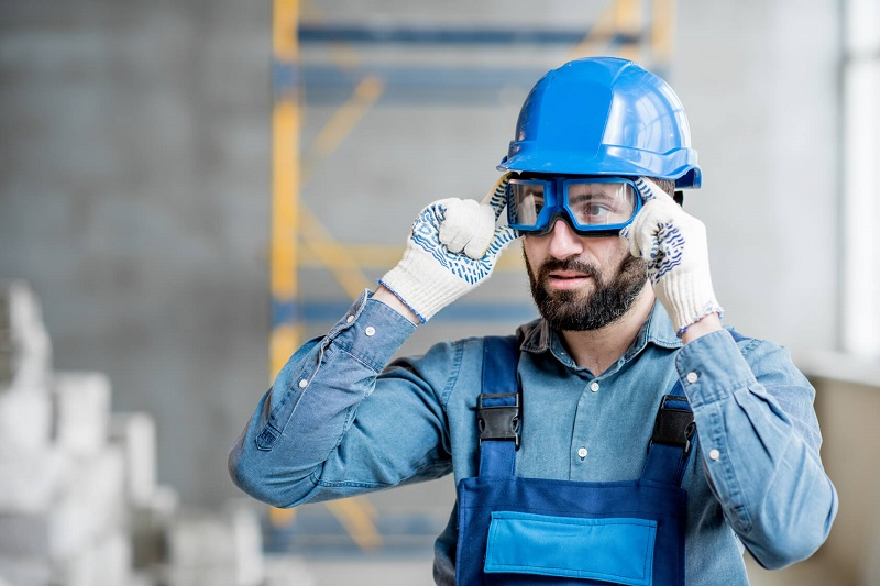 Eye Protection for Work and Sports