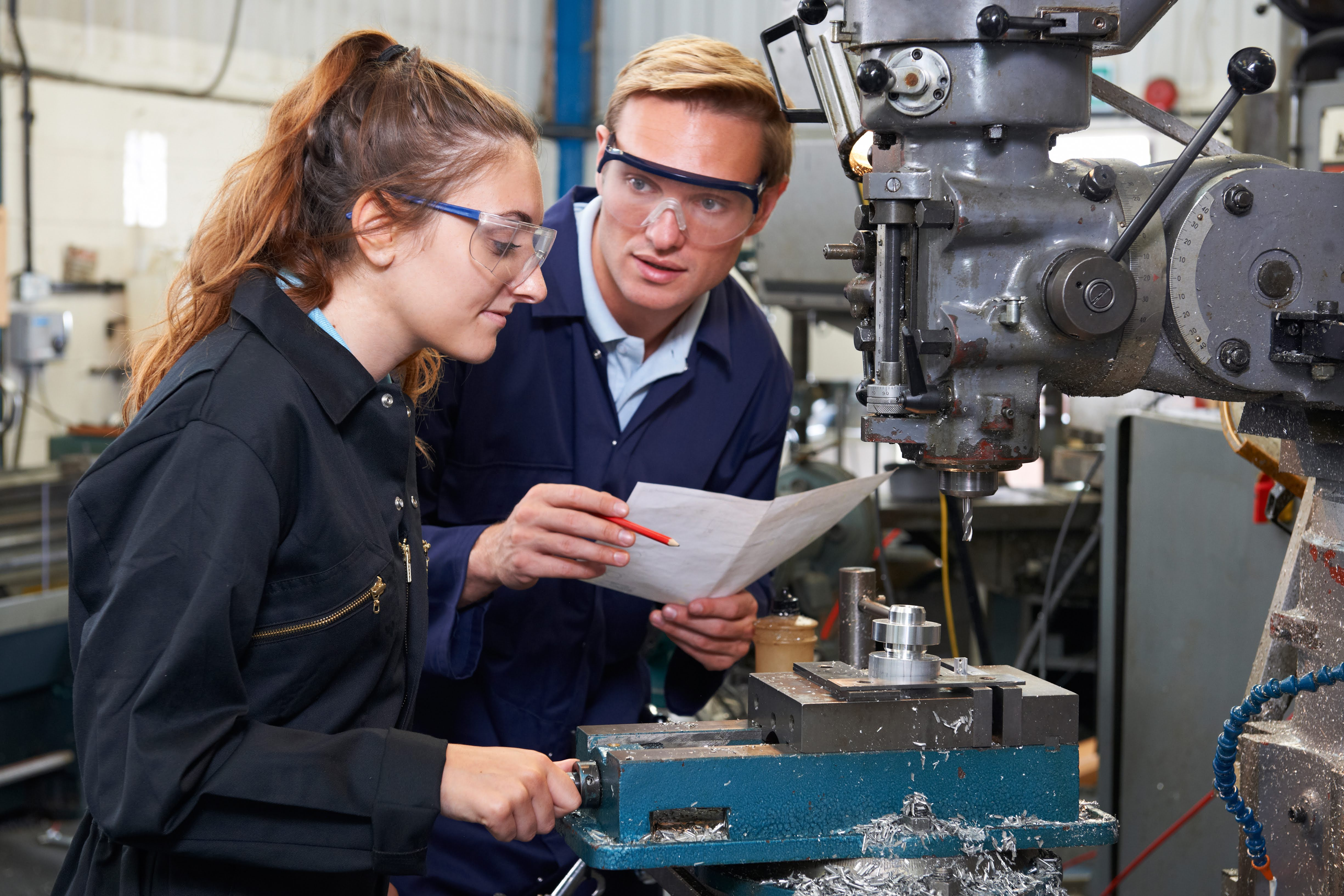 What are the benefits of utilizing prescription safety glasses in different fields of work?
