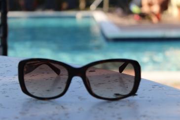Fashion Behind Sunglasses