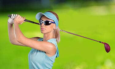 prescription golf sunglasses
