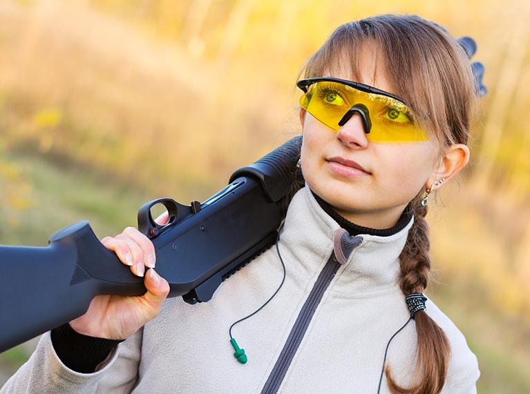 Prescription Shooting Glasses