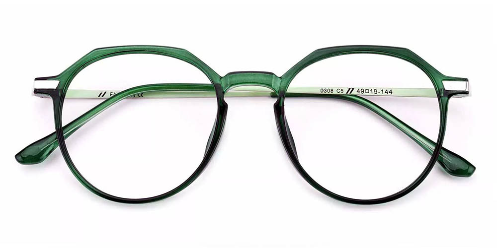 Centennial Prescription Glasses Green