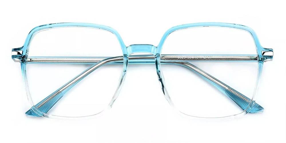Gresham Prescription Glasses Blue