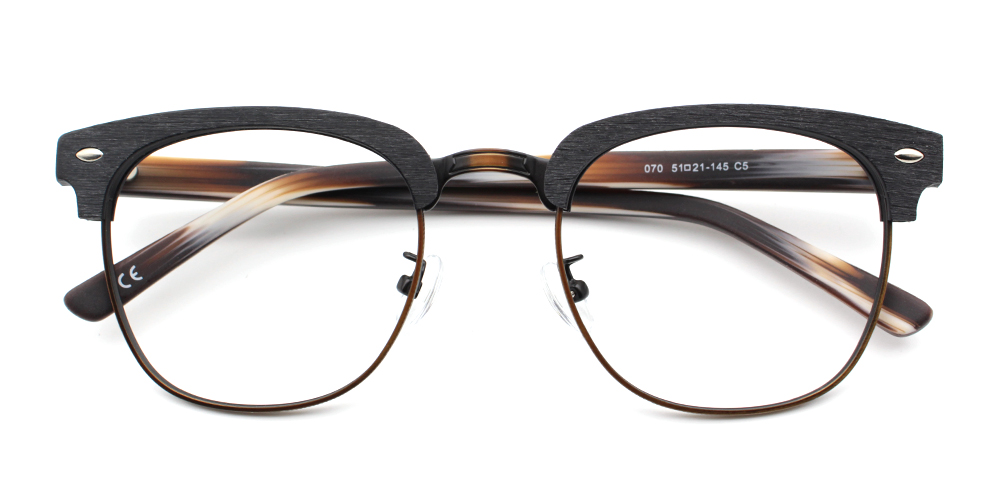 Cameron Eyeglasses Black