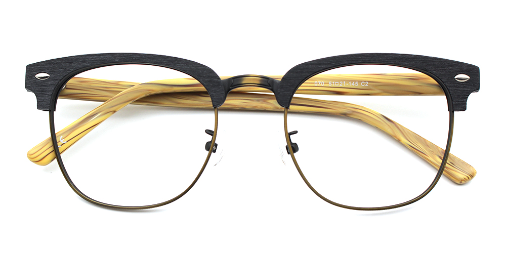 Cameron Eyeglasses Wood