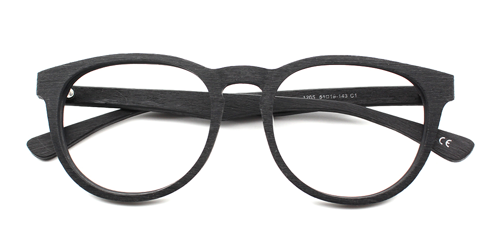 Maya Eyeglasses Black