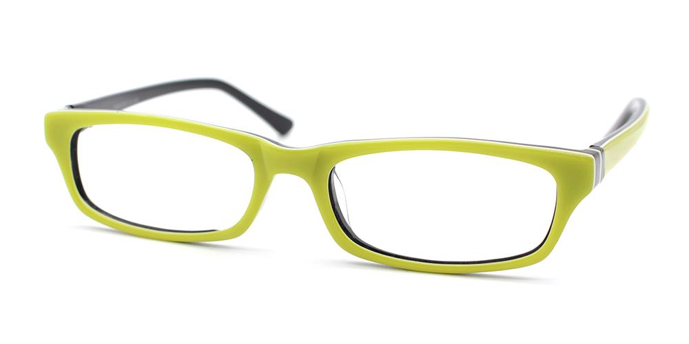 Keira Kids Rx Glasses Green