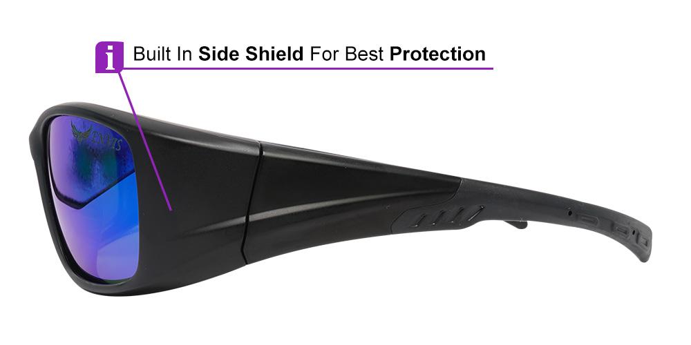 Matrix Del Mar Prescription Safety Sports Sunglasses