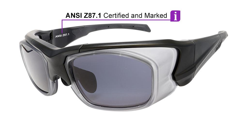 Matrix Corona Prescription Safety Sports Sunglasses - RX Sunglasses