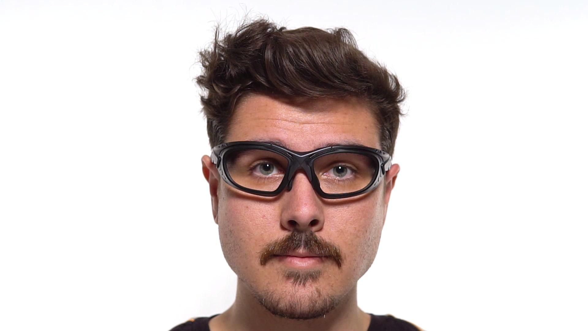 Matrix Laguna Prescription Safety Glasses -- ANSI Z87.1 Rated