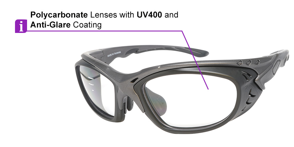 Matrix Laguna Prescription Safety Glasses