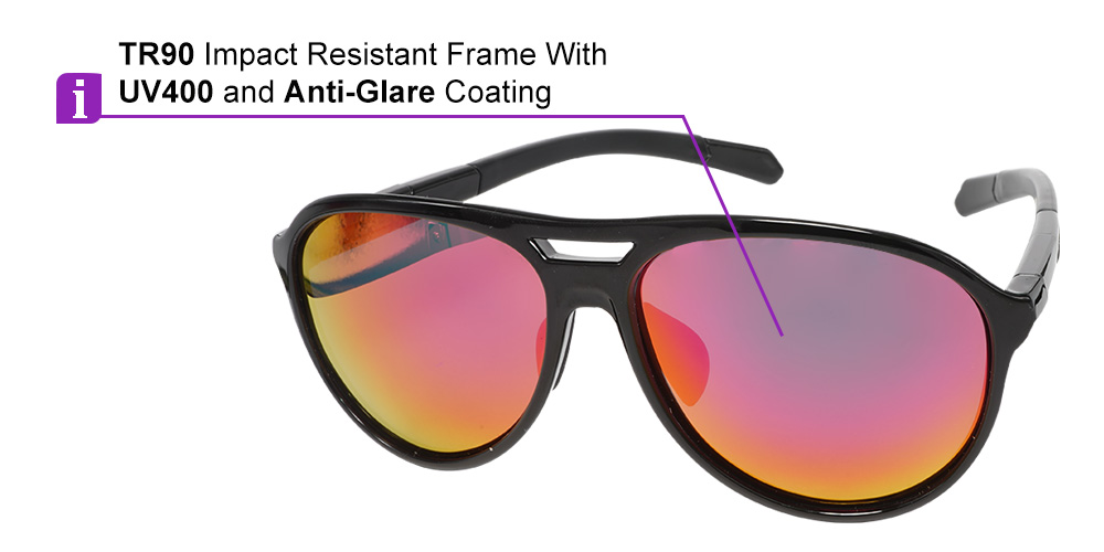 Matrix Belmont Prescription Safety Sports Sunglasses