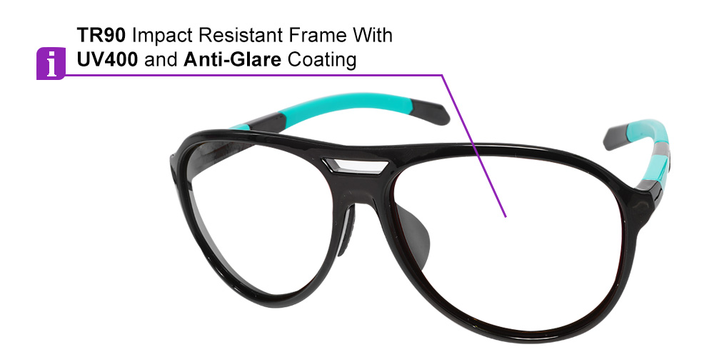 Matrix Bayside Prescription Safety Glasses