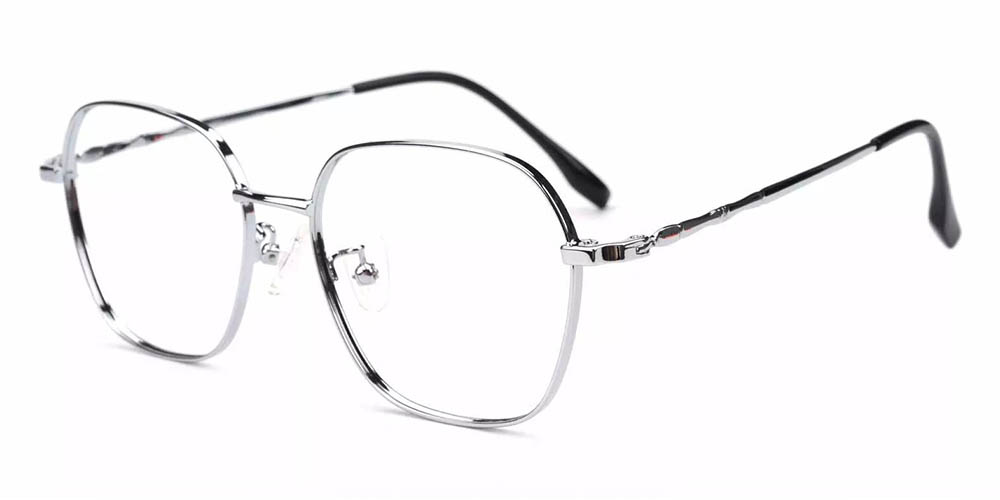 Lakeland Prescription Glasses Silver
