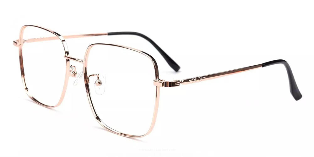 Boulder Prescription Glasses Gold