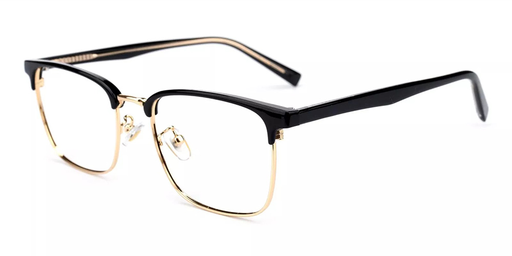 Brownsville Discount Prescription Glasses Gold