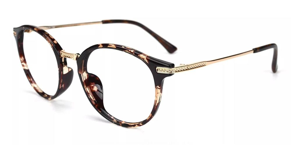 Angelo Acetate Eyeglasses Tortoise