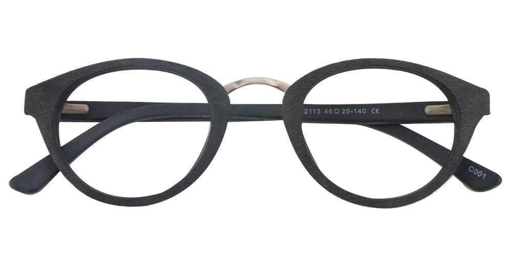 Jayce Eyeglasses Black