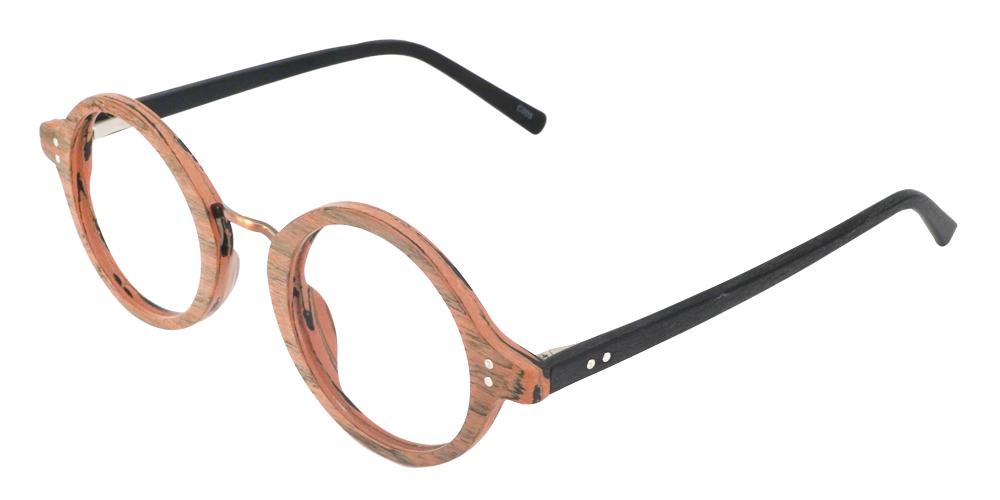 Carter Eyeglasses Wood