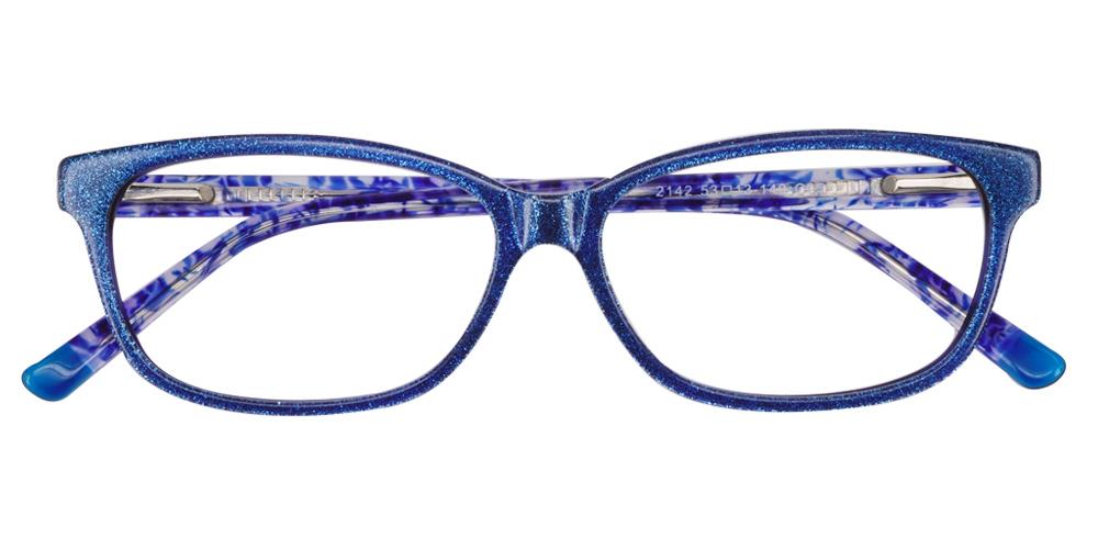 Beacon Eyeglasses Blue