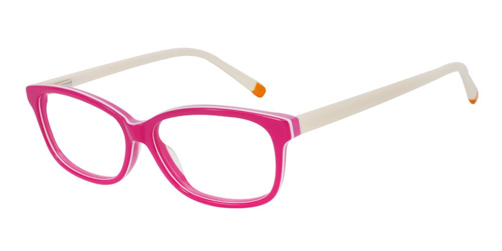 Beacon Eyeglasses Pink