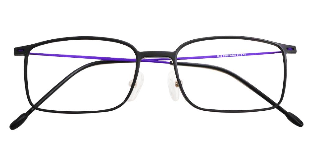 Kevin Bendable Glasses Black