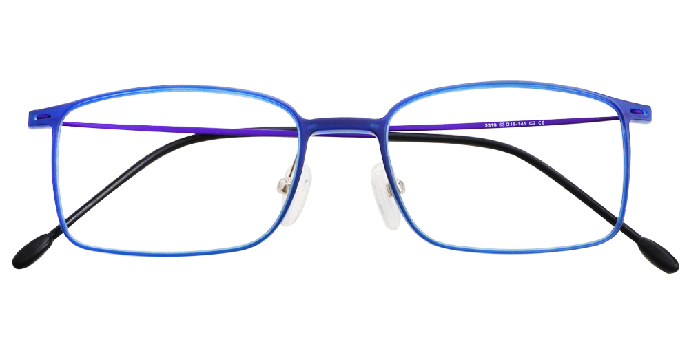 Kevin Bendable Glasses  Blue