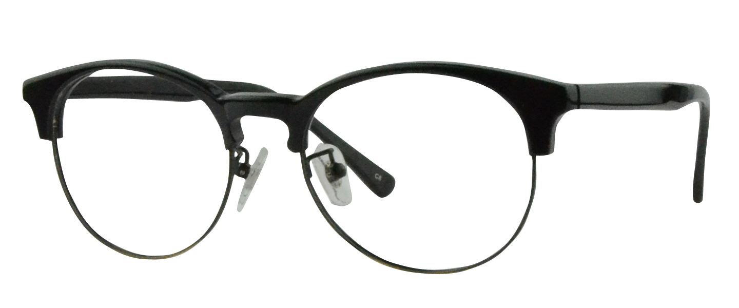 Allison Eyeglasses Black