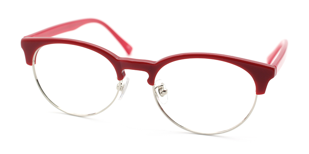 Allison Eyeglasses Red