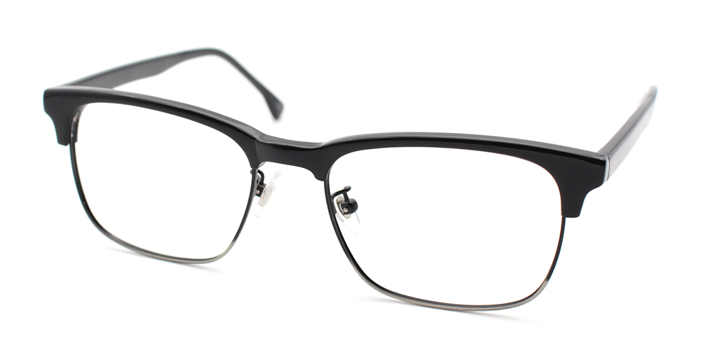 Alyssa Eyeglasses Black