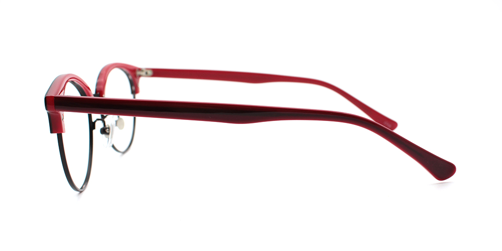 Elena Eyeglasses Red