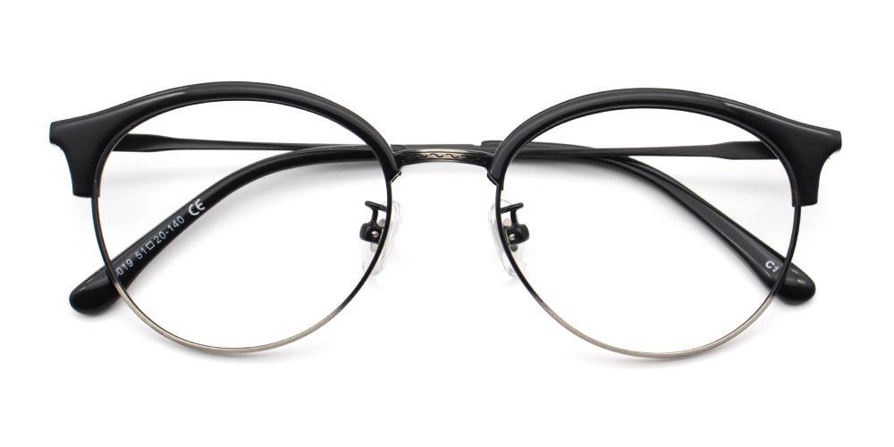 Adam Eyeglasses Black