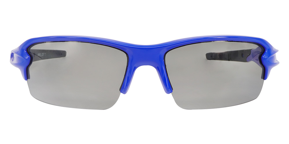 Matrix S713 Prescription Safety Sports Sunglasses Blue