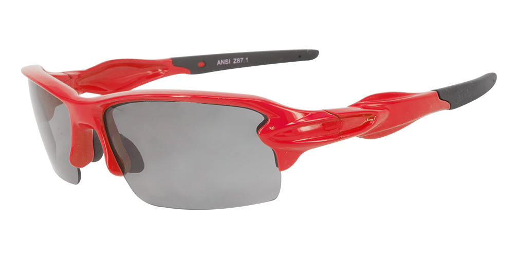 Matrix S713  Prescription Safety Sports Sunglasses Red
