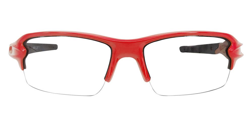 Matrix S713  Red Prescription Safety Glasses ANSI Z87.1