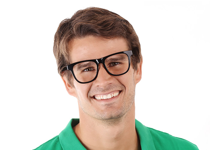 Brisbane Eyeglasses Black