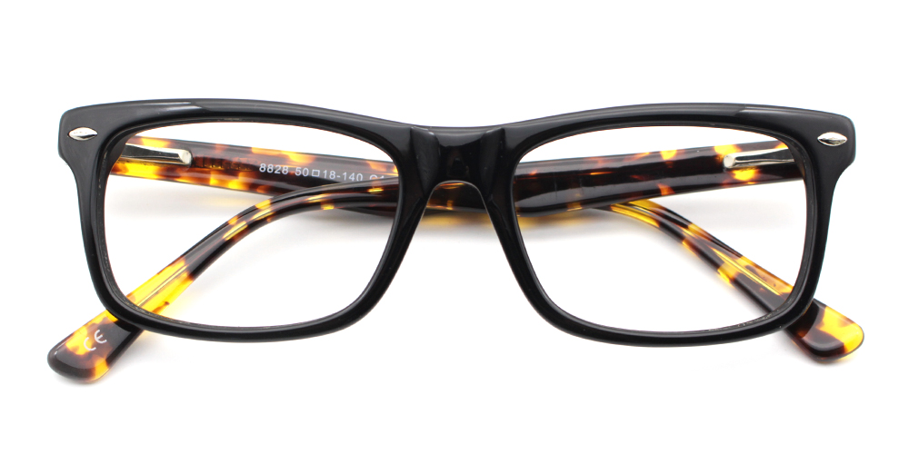 Gabriel Eyeglasses Black