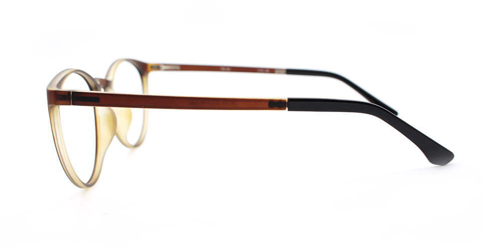 Christopher Eyeglasses Brown
