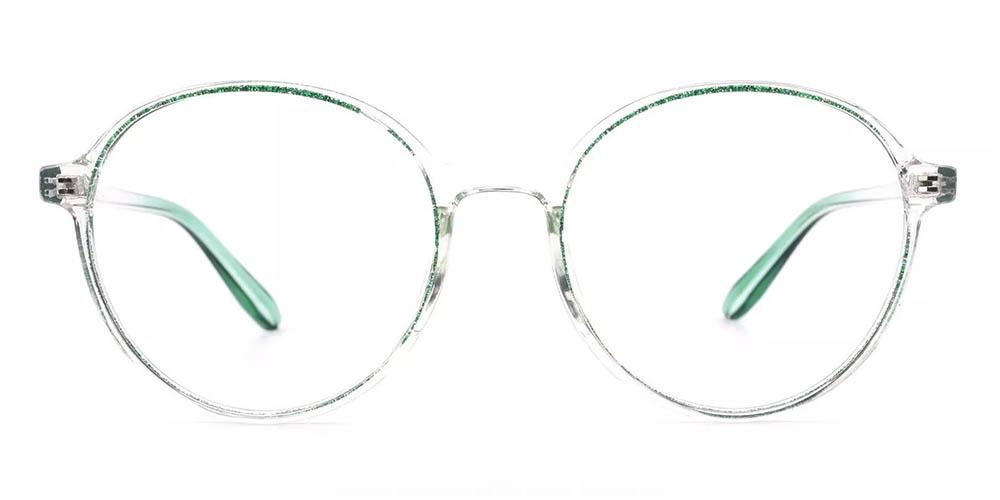 Downey Prescription Glasses Green