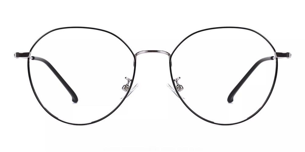 Wildomar Metal Prescription Glasses Silver