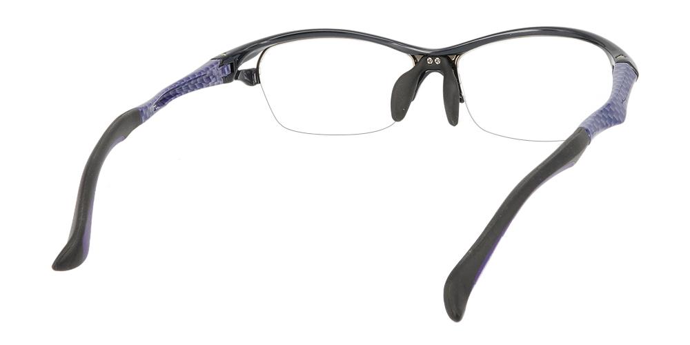 Fusion Sierra Prescription Safety & Sports Glasses Blue