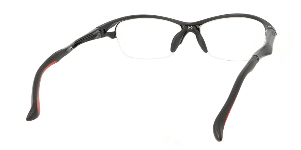 Fusion Sierra Prescription Safety & Sports Glasses Black