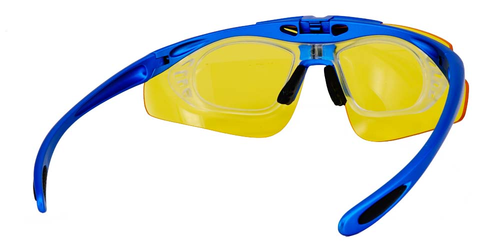 Oxnard Prescription Shooting & Driving Glasses -- -- Three Interchangeable Lenses
