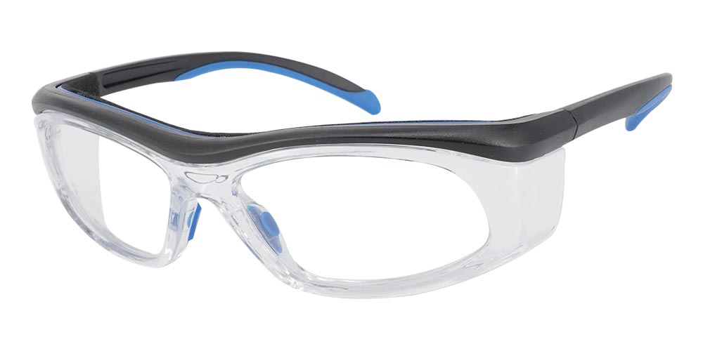 Fusion Prescription Safety Goggles W6 - ANSI Z87.1 Rated