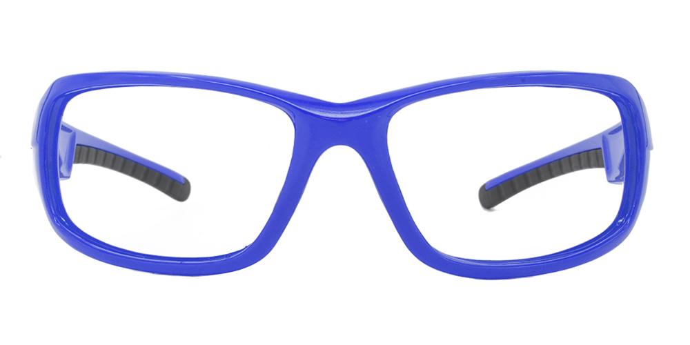 Tacoma Prescription Safety Glasses Blue -- ANSI Z87.1 Rated