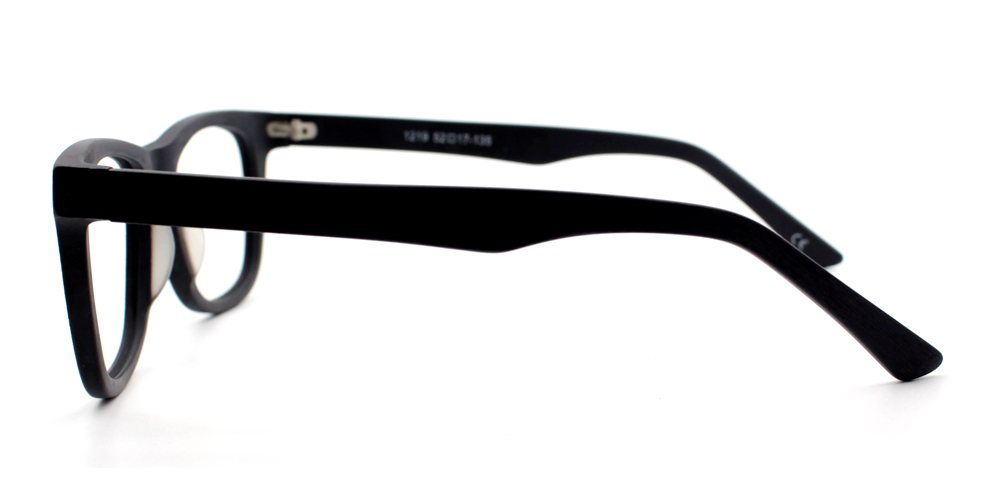 Nathan Eyeglasses Black