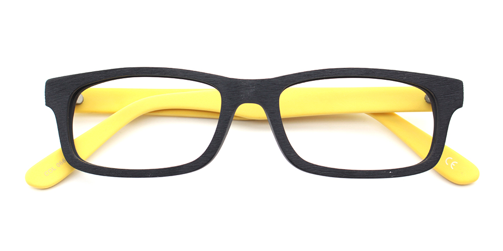 Maria Eyeglasses Yellow