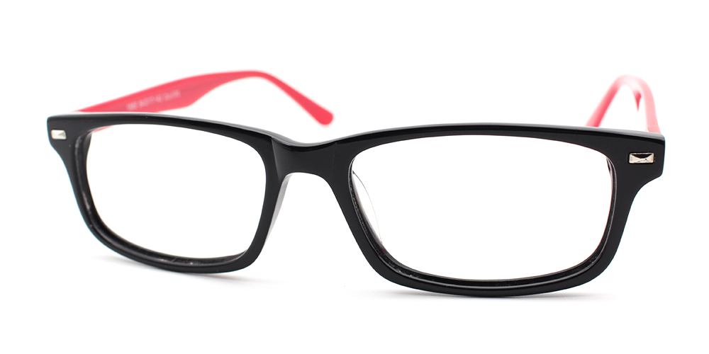 Alaina Eyeglasses Red