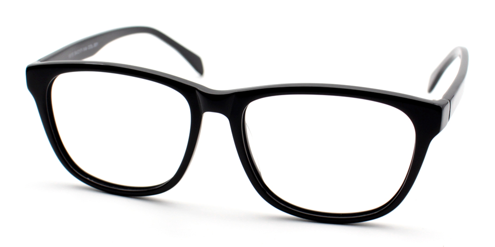 Nora Eyeglasses Black