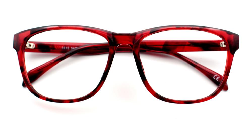 Nora Eyeglasses Red